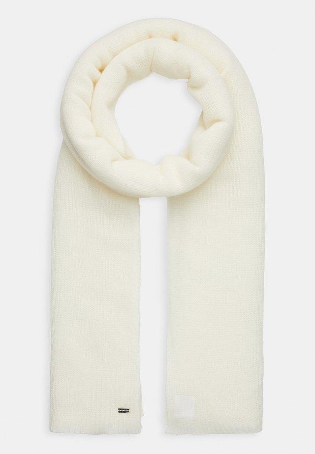 Sjal - cream