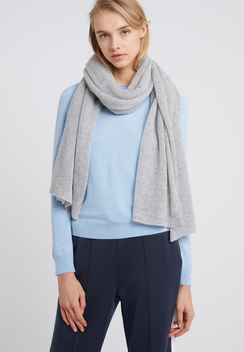 Repeat - SCARF - Szal - grey