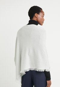 Repeat - PLAIN PONCHO - Poncho - jade - 2