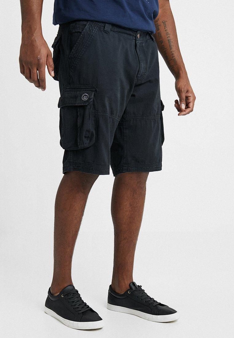 Replika - Shorts - black