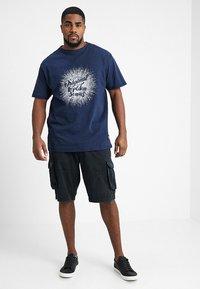 Replika - T-shirt print - dunkelblau - 1