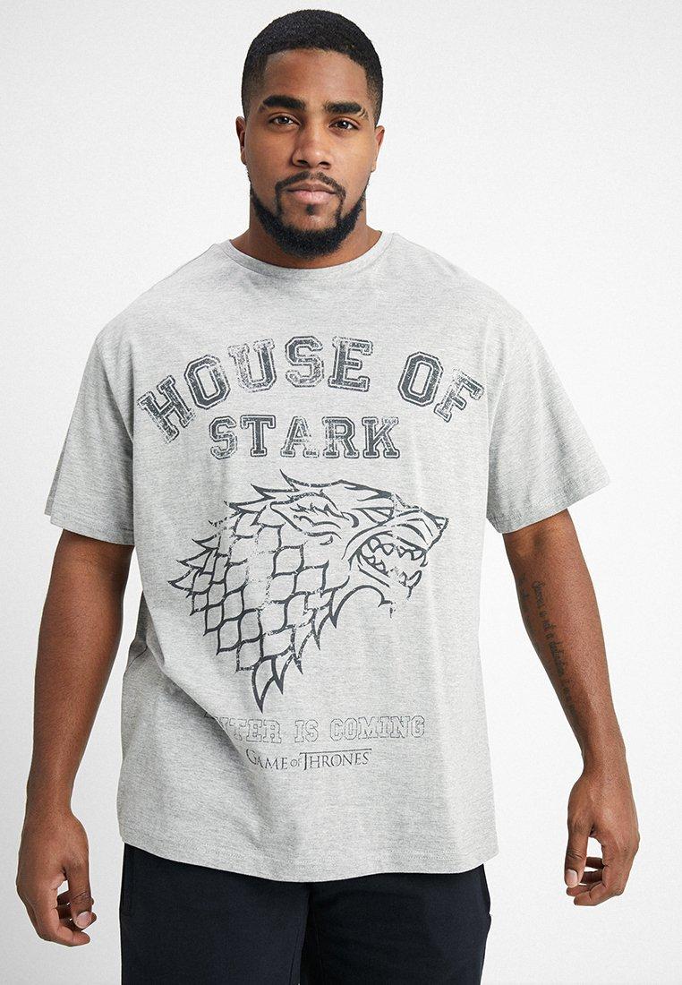 Replika - Print T-shirt - grey