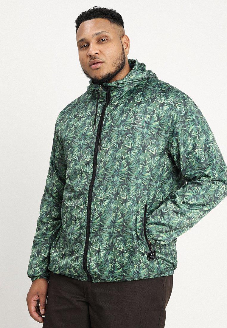 Replika - Summer jacket - green