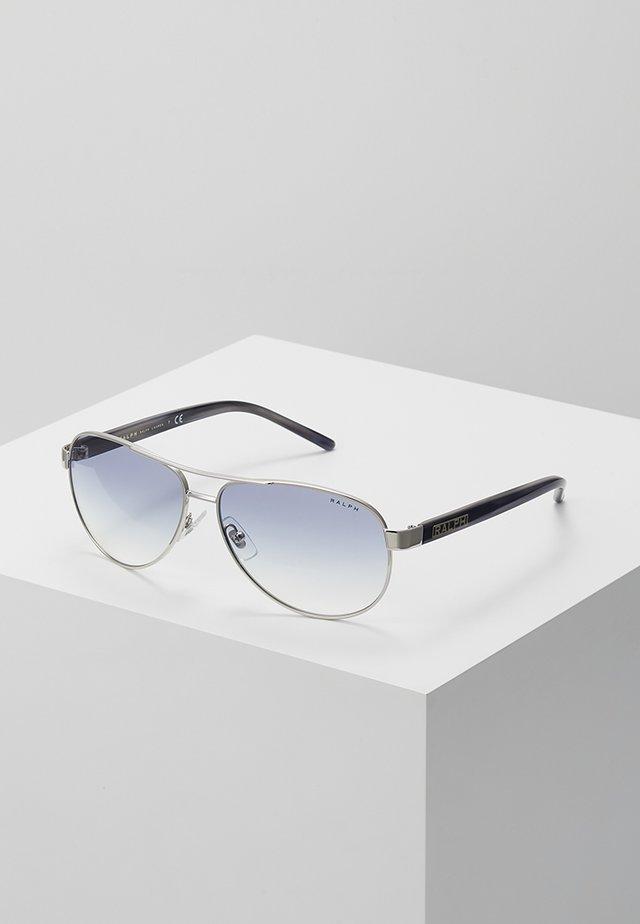 Sunglasses - blue gradient
