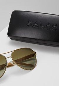 RALPH Ralph Lauren - Solglasögon - brown gradient - 2