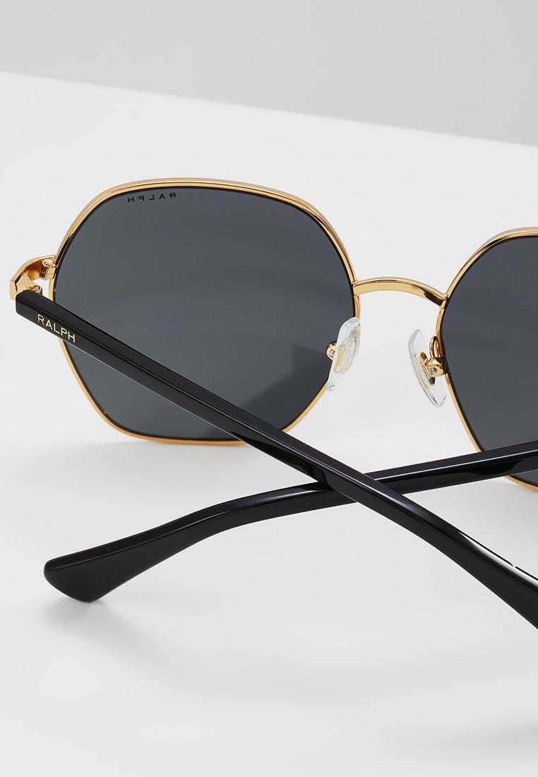 RALPH Ralph Lauren Solglasögon - black/gold-coloured