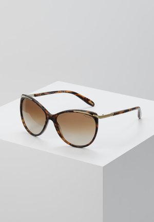 Sonnenbrille - brown murble