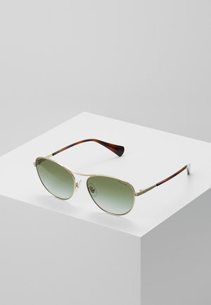 Sonnenbrille - light gold-coloured