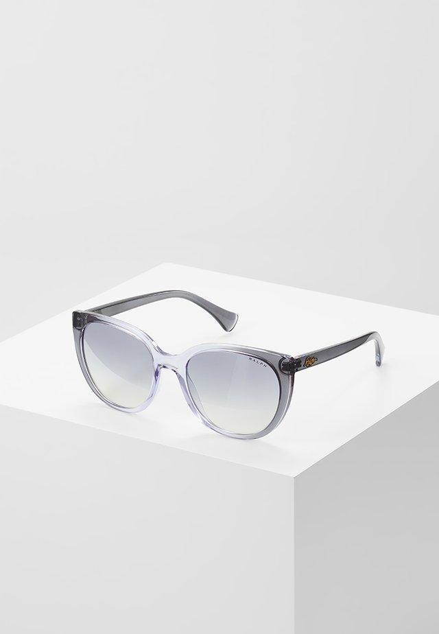 Solglasögon - grey/lilla