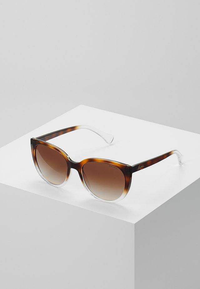 Sonnenbrille - havana