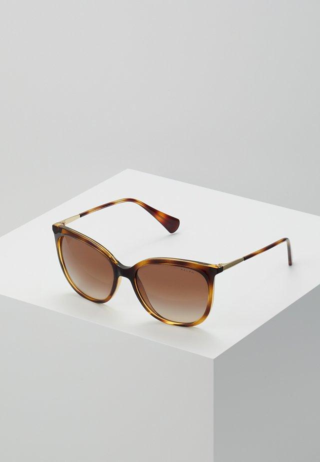Sunglasses - dark havana