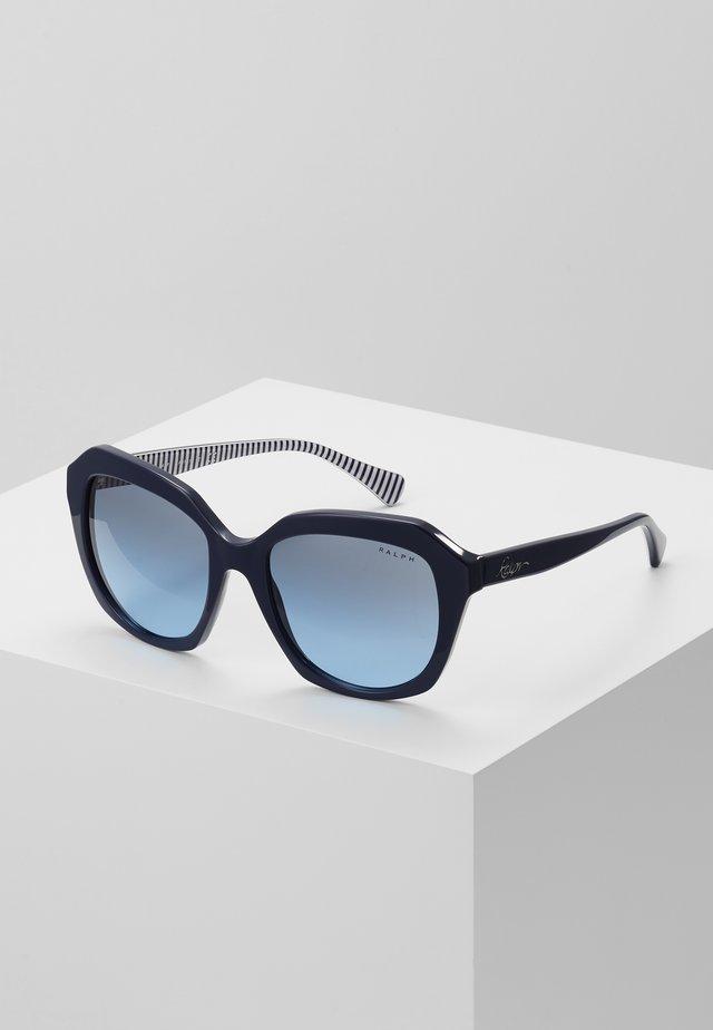 Solglasögon - navy blue
