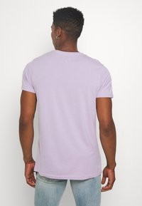 Redefined Rebel - CONNER TEE - Print T-shirt - pastel lilac - 2
