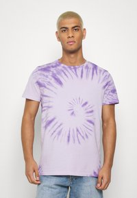 Redefined Rebel - RRCARSON TEE - Print T-shirt - pastel lilac - 0