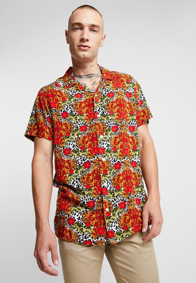 Redefined Rebel - BENJAMIN - Shirt - red