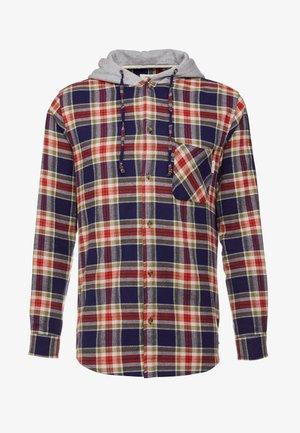 RRCOLE SHIRT - Camisa - brick red