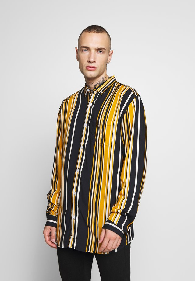 JACK - Shirt - golden yellow