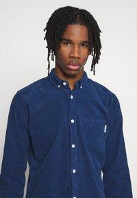 Redefined Rebel - RRPARK  - Shirt - blue depths - 3