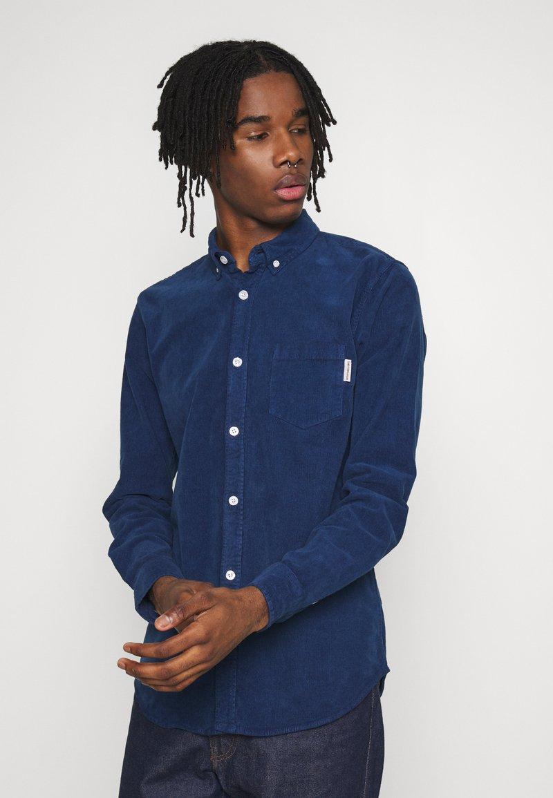Redefined Rebel - RRPARK  - Shirt - blue depths