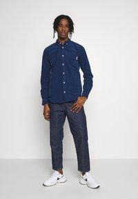 Redefined Rebel - RRPARK  - Shirt - blue depths - 1