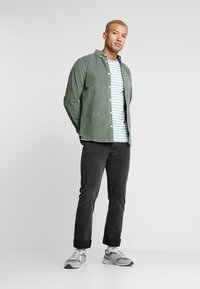 Redefined Rebel - RRPARK  - Shirt - duck green - 1