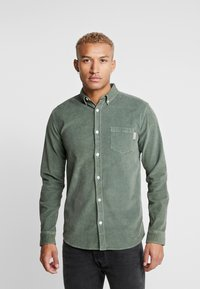 Redefined Rebel - RRPARK  - Shirt - duck green - 0