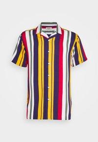 Redefined Rebel - LUKE SHIRT - Shirt - tango red - 0