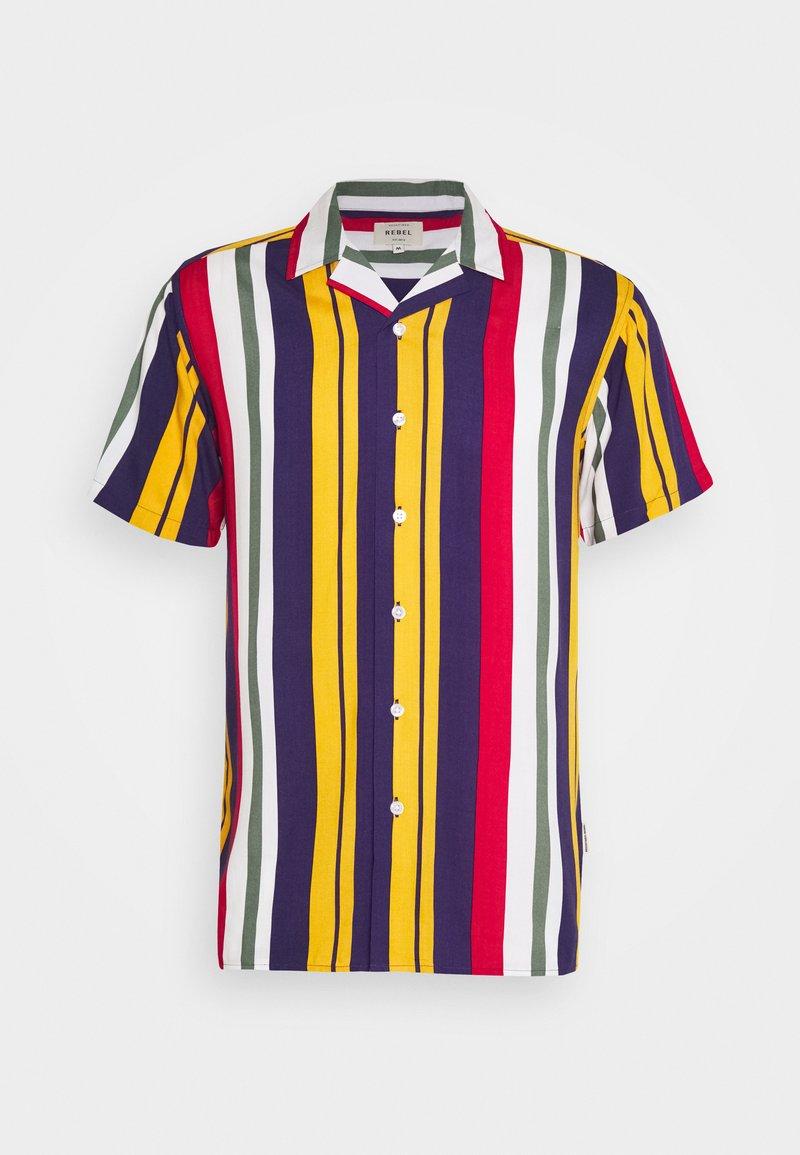 Redefined Rebel - LUKE SHIRT - Shirt - tango red