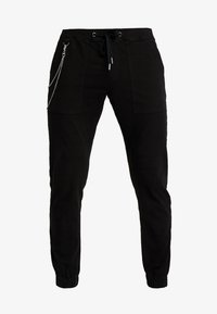 Redefined Rebel - TOBY PANTS - Chinot - black - 4