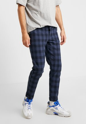 KING PANTS - Trousers - navy