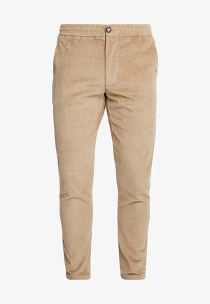 RALPH PANTS - Trousers - dark sand