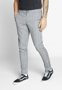 Redefined Rebel - KUDO PANTS - Trousers - vintage - 0