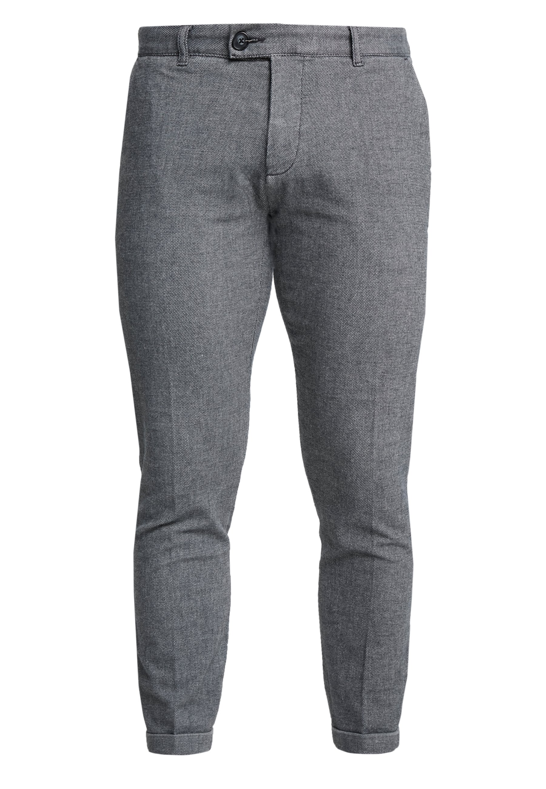 Redefined Rebel ERCAN PANTS - Pantaloni - light blue