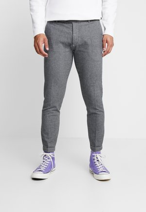 ERCAN PANTS - Kalhoty - light blue