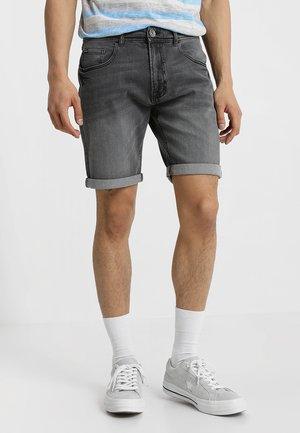 COPENHAGEN - Shorts di jeans - light grey melange