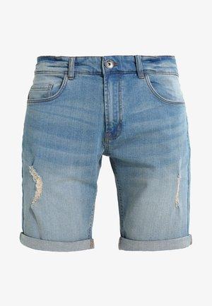 OSLO DESTROY  - Shorts di jeans - skyway blue