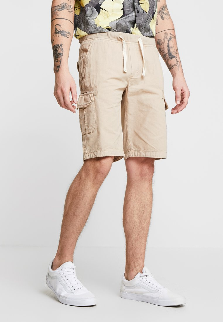 Redefined Rebel - AUSTIN - Shorts - travertine