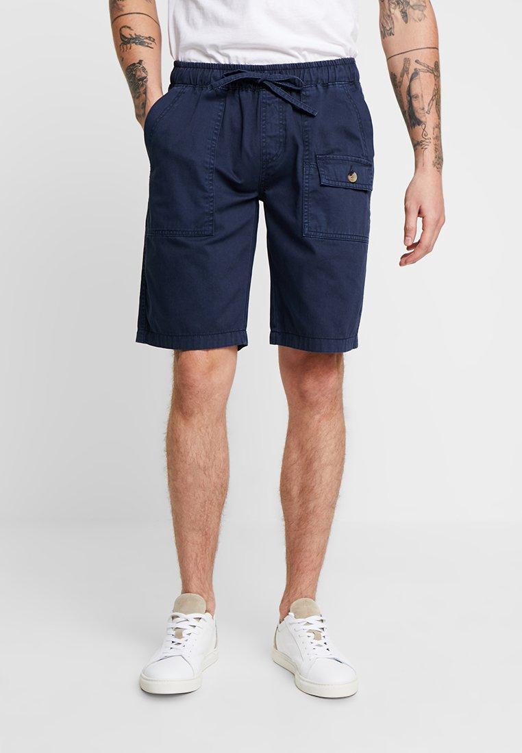 Redefined Rebel - PORTLAND  - Shorts - navy