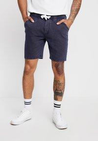 Redefined Rebel - POULTER - Pantalon de survêtement - navy - 0