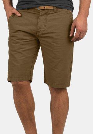 CHINOSHORTS MUMBAI - Shorts - dark sand