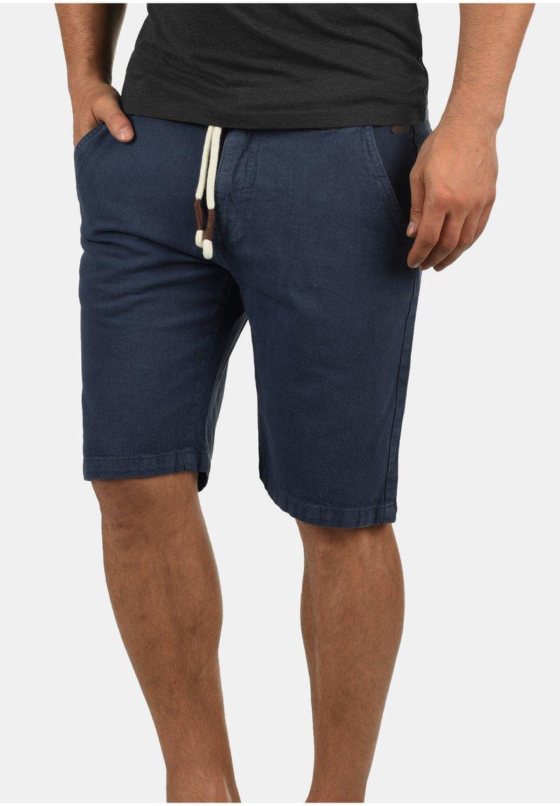 Redefined Rebel - MALIN - Shorts - dark blue