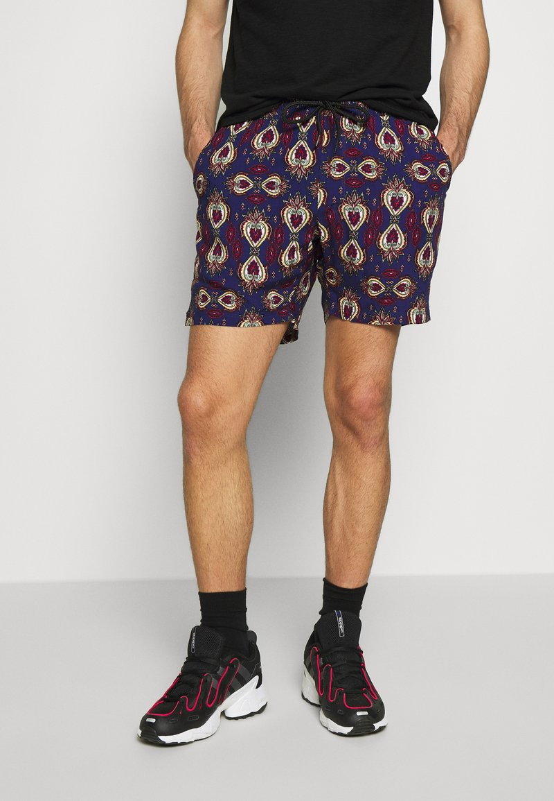 Redefined Rebel - RRRICK - Shorts - blue depths
