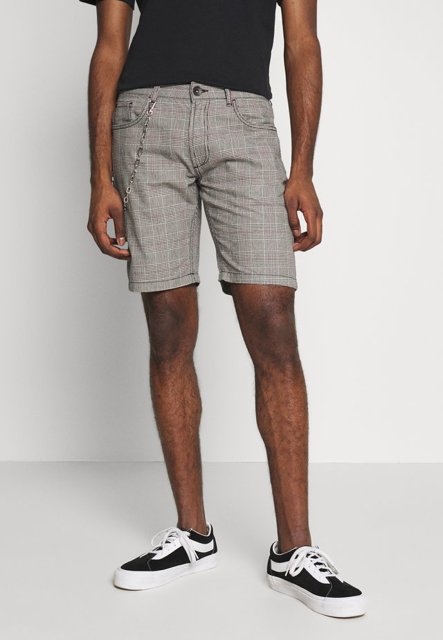 Shorts - glenn check