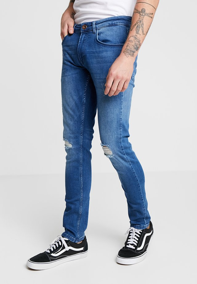 STOCKHOLM - Jeans Skinny Fit - dark indigo