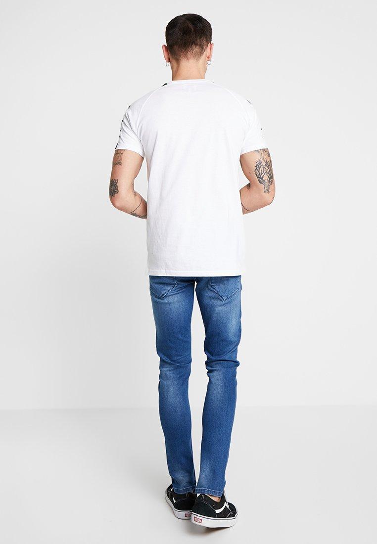 StockholmJeans Redefined Dark Rebel Skinny Indigo ZiuPkX