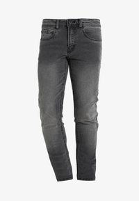 Redefined Rebel - COPENHAGEN - Slim fit jeans - black grey - 4