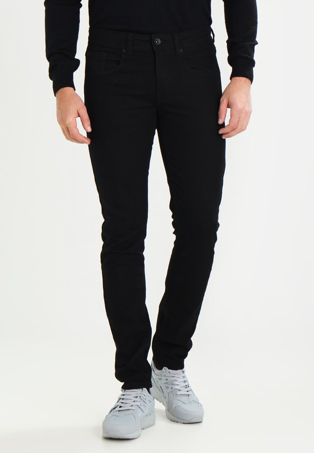 COPENHAGEN - Džíny Slim Fit - deep black