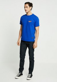 Redefined Rebel - COPENHAGEN - Slim fit jeans - rince blue - 1