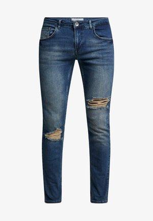 STOCKHOLM  - Slim fit jeans - mining blue