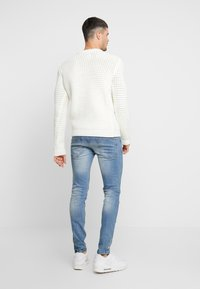 Redefined Rebel - STOCKHOLM DESTROY - Jeans slim fit - arctic blue - 2